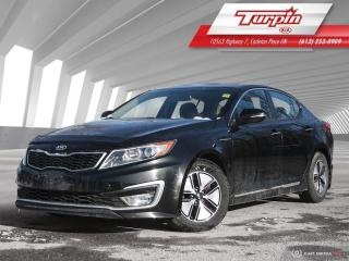 Used 2013 Kia Optima Hybrid for sale in Carleton Place, ON