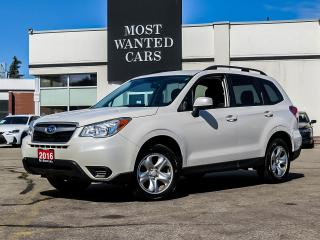Used 2016 Subaru Forester AWD| for sale in Kitchener, ON