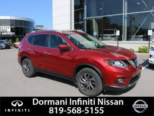 Used 2016 Nissan Rogue SL for sale in Gatineau, QC