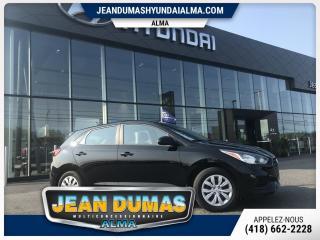 Used 2019 Hyundai Accent UN VÉHICULE NEUF POUR $49.00 PAR SEMAINE for sale in Alma, QC