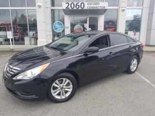 Used 2013 Hyundai Sonata GL for sale in Port Coquitlam, BC