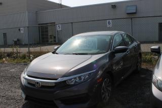 Used 2016 Honda Civic 4dr CVT EX for sale in Boucherville, QC
