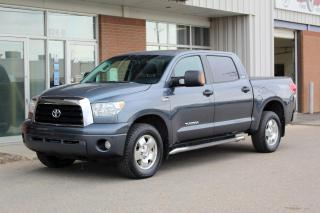 Used 2007 Toyota Tundra SR5 5.7L V8 SR5 4x4 - EXTREMELY LOW KM - MOONROOF for sale in Saskatoon, SK