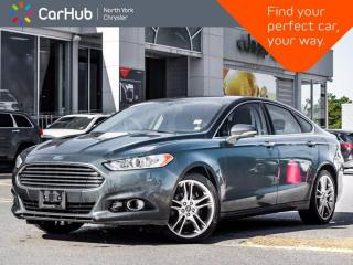 Used 2015 Ford Fusion Titanium for sale in Thornhill, ON