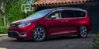 New 2020 Chrysler Pacifica Red S for sale in Bolton, ON