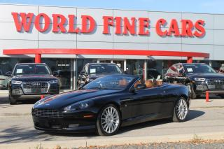 Used 2007 Aston Martin DB9 | Accident Free! | *450 HP V12* for sale in Etobicoke, ON