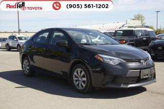Used 2016 Toyota Corolla LE for sale in Hamilton, ON