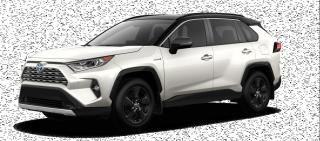 New 2021 Toyota RAV4 HYBRID XLE AWD for sale in Hamilton, ON