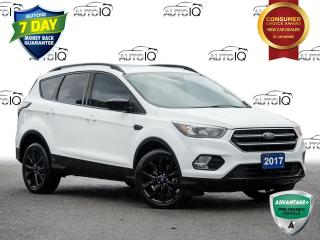 Used 2017 Ford Escape SE NAVIGATION SYSTEM | SUNROOF | CLEAN CARFAX for sale in St Catharines, ON
