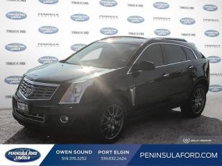 Used 2016 Cadillac SRX Premium Collection - Bluetooth - $186 B/W for sale in Port Elgin, ON