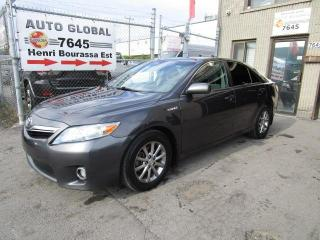 Used 2011 Toyota Camry HYBRID Berline 4 portes for sale in Montréal, QC