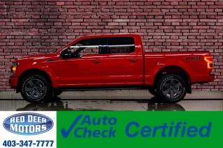 Used 2020 Ford F-150 4x4 Super Crew XLT FX4 Nav BCam for sale in Red Deer, AB
