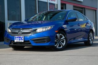 Used 2017 Honda Civic LX LOW MILEAGE! ACCIDENT FREE GREAT CONDITION for sale in Chatham, ON