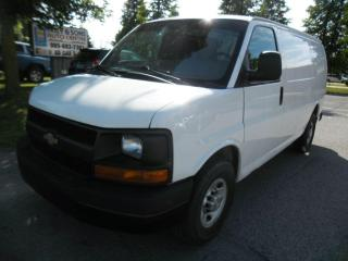 Used 2011 Chevrolet Express G2500