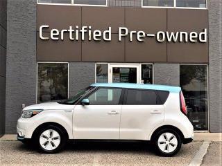 Used 2016 Kia Soul EV EV w/ ELECTRIC / NAVIGATION / AUTOMATIC for sale in Calgary, AB