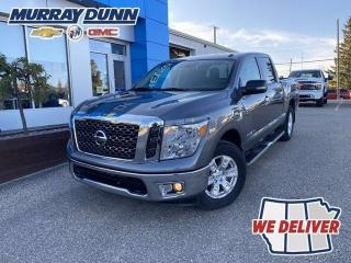 Used 2017 Nissan Titan SV *4X4, V8, LOCAL TRADE* for sale in Nipawin, SK