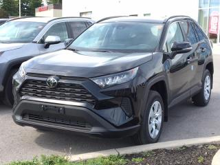 New 2020 Toyota RAV4 LE AWD + HEATED FRONT SEATS! for sale in Cobourg, ON