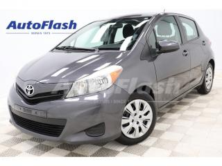 Used 2014 Toyota Yaris LE Hatchback *A/C *Cruise *Gr.Electric for sale in St-Hubert, QC