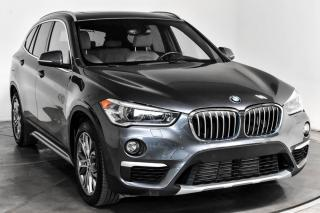 Used 2016 BMW X1 XDRIVE 28I TOIT for sale in St-Hubert, QC