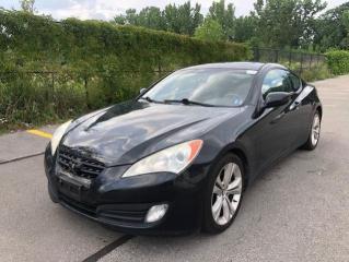 Used 2010 Hyundai Genesis Coupe Premium for sale in Scarborough, ON
