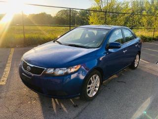 Used 2012 Kia Forte EX for sale in Scarborough, ON