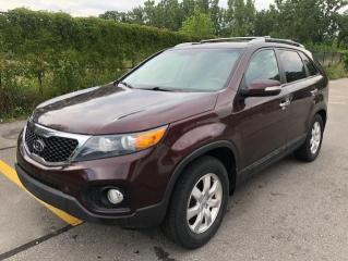 Used 2012 Kia Sorento LX for sale in Scarborough, ON