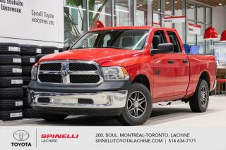 Used 2013 RAM 1500 ST for sale in Lachine, QC