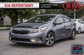 Used 2018 Kia Forte LX+ Auto for sale in Repentigny, QC