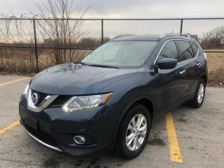 Used 2016 Nissan Rogue SV for sale in Scarborough, ON