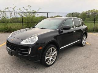 Used 2008 Porsche Cayenne S for sale in Scarborough, ON