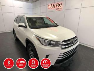 Used 2018 Toyota Highlander XLE - AWD - TOIT OUVRANT for sale in Québec, QC