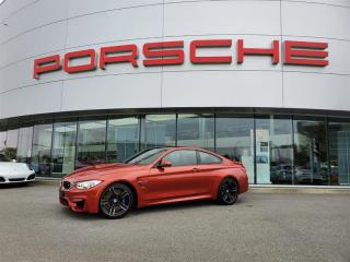 Used 2015 BMW M4 Coupe for sale in Langley City, BC