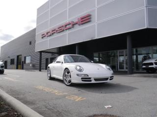 Used 2007 Porsche 911 Carrera S Coupe w Tip for sale in Langley City, BC