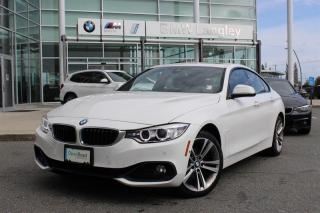 Used 2016 BMW 428i Gran Coupe xDrive Gran Coupe for sale in Langley, BC