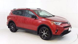 Used 2016 Toyota RAV4 SE AWD 4Cyl., Power Sunroof, Navigation, Heated Le for sale in Winnipeg, MB