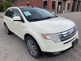 Used 2008 Ford Edge Limited for sale in Harriston, ON