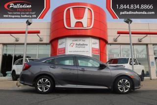 Used 2018 Honda Civic Sedan LX-CERTIFIED- for sale in Sudbury, ON