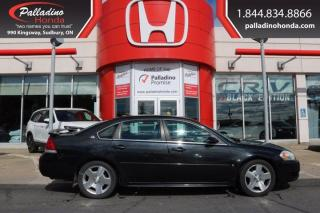 Used 2008 Chevrolet Impala LT 50th Anniversary- AS-IS for sale in Sudbury, ON