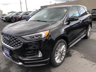 New 2020 Ford Edge Titanium TITANIUM AWD for sale in Cornwall, ON