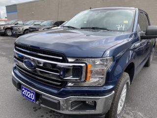 New 2020 Ford F-150 4X4 SUPER CAB XLT 300A for sale in Cornwall, ON