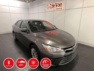 Used 2017 Toyota Camry LE - Sièges chauffants for sale in Québec, QC