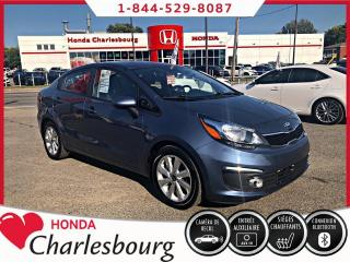 Used 2016 Kia Rio EX AUTOMATIQUE** 54 863 KM** for sale in Charlesbourg, QC