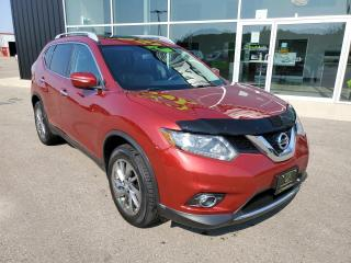 Used 2014 Nissan Rogue SL 1 OWNER, PANO SUNROOF, HEATED SEATS! for sale in Ingersoll, ON