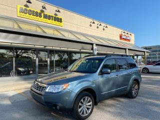 Used 2012 Subaru Forester 5dr Wgn Auto 2.5X Limited for sale in North York, ON