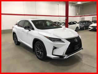 Used 2017 Lexus RX 350 F-SPORT 2 NAVIGATION SUNROOF DRIVING ASSIST CERTIFIED! for sale in Vaughan, ON