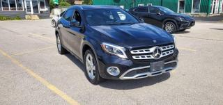 Used 2018 Mercedes-Benz GLA GLA 250 4MATIC SUV for sale in Burlington, ON