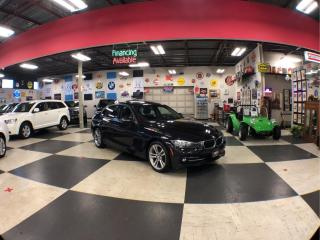Used 2016 BMW 3 Series 320I X DRIVE SPORT PKG AUT0 P/SUNROOF BACKUP CAMERA 55K for sale in North York, ON