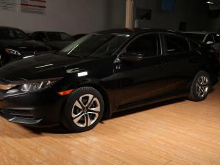 Used 2017 Honda Civic Sedan 4dr CVT LX for sale in Toronto, ON