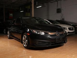 Used 2017 Honda Civic Sedan 4dr CVT LX for sale in Toronto, ON