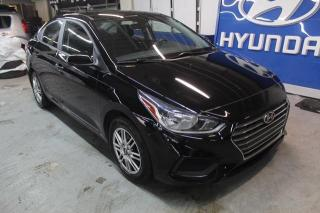 Used 2019 Hyundai Accent **Essential 4 portes BA avec ensemble co for sale in St-Constant, QC